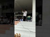 Orasi Ustadz Latif Khan Yang Menggelorakan JIhad Umat Islam di Medan