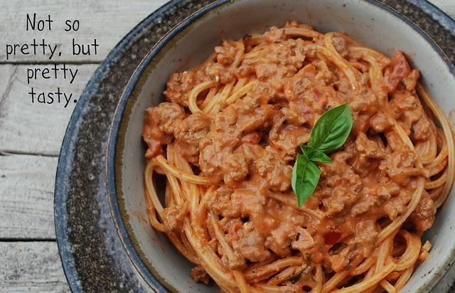 Spaghetti a la Philly3