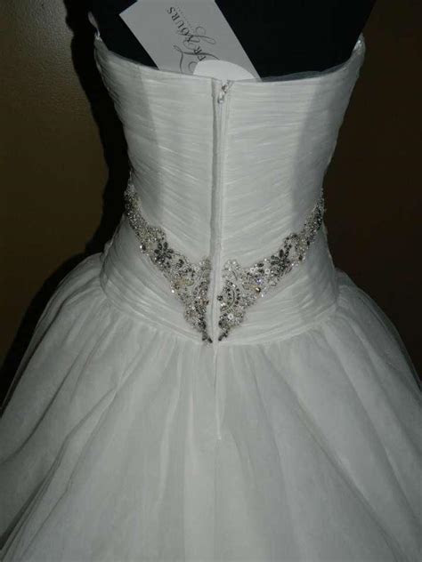 Forever Yours International Style 411133 Wedding Dress