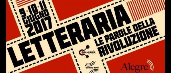 """L'inchiesta """"Le catene della distribuzione"""" a Letteraria 2017"""