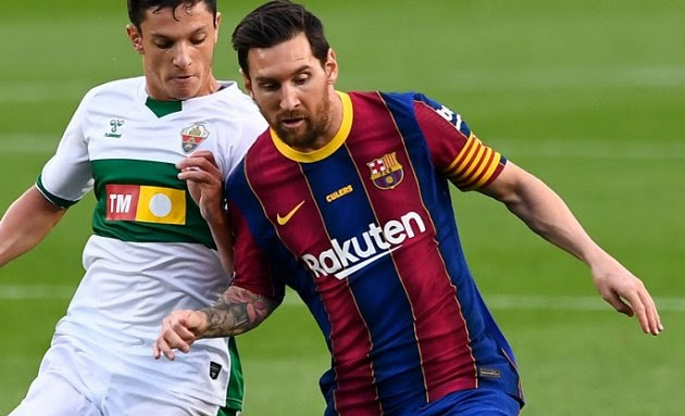 Barcelona will never see another player like Messi: Koeman