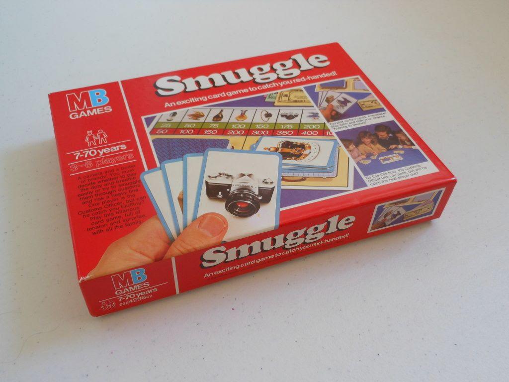 Smuggle aka Contraband - the box