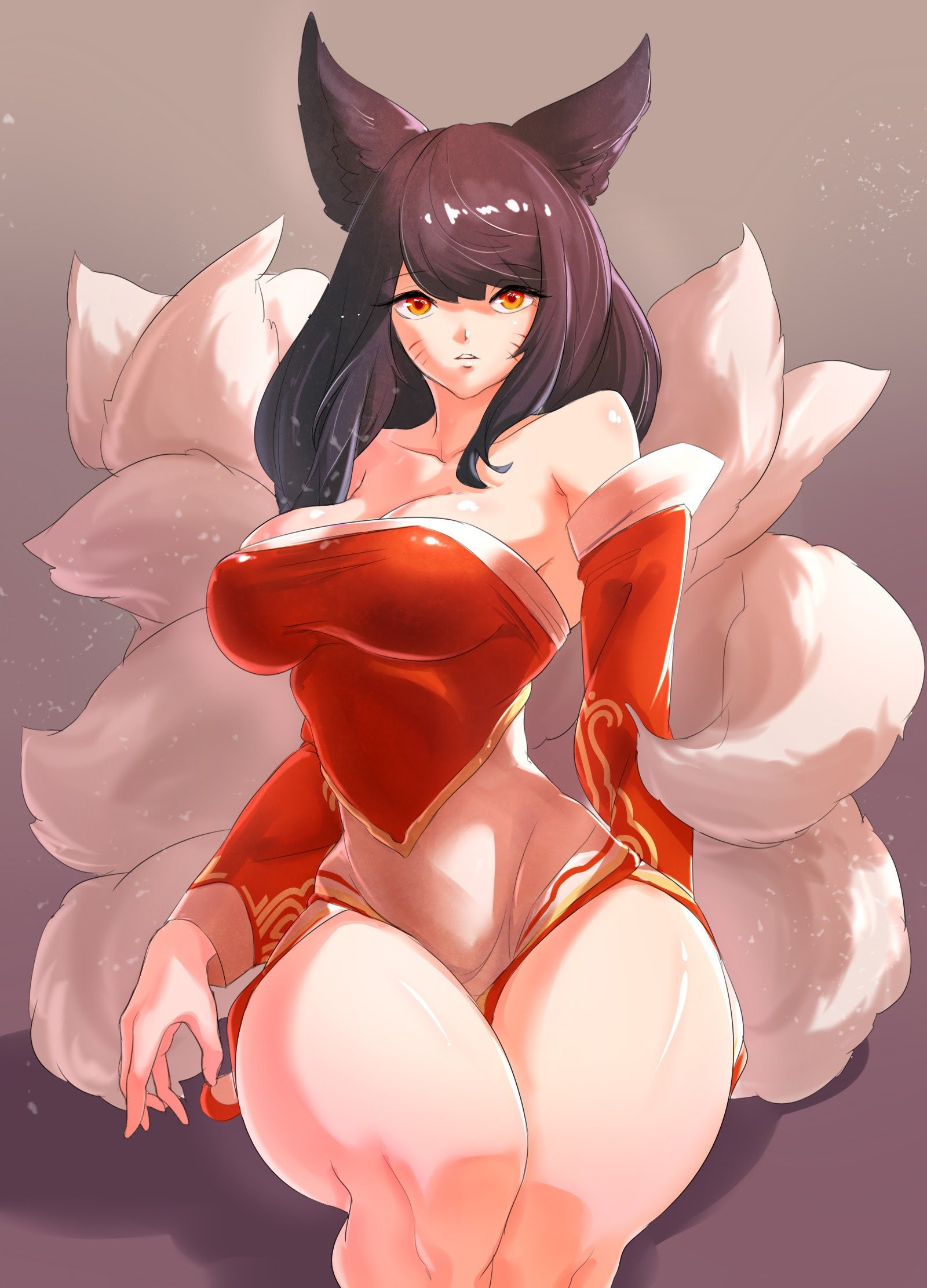 Sexy Ahri Wallpapers Fan Arts League Of Legends Lol Stats