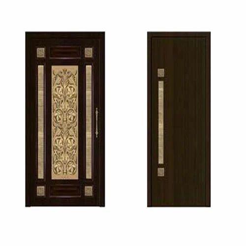 teak door designs in india    500 x 993