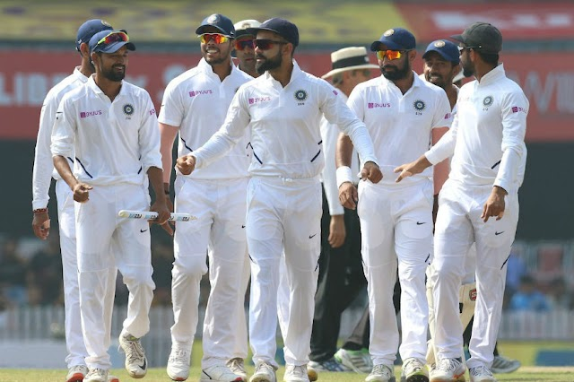 ICC World Test Championship Points Table: India Placed on Top With Big Lead