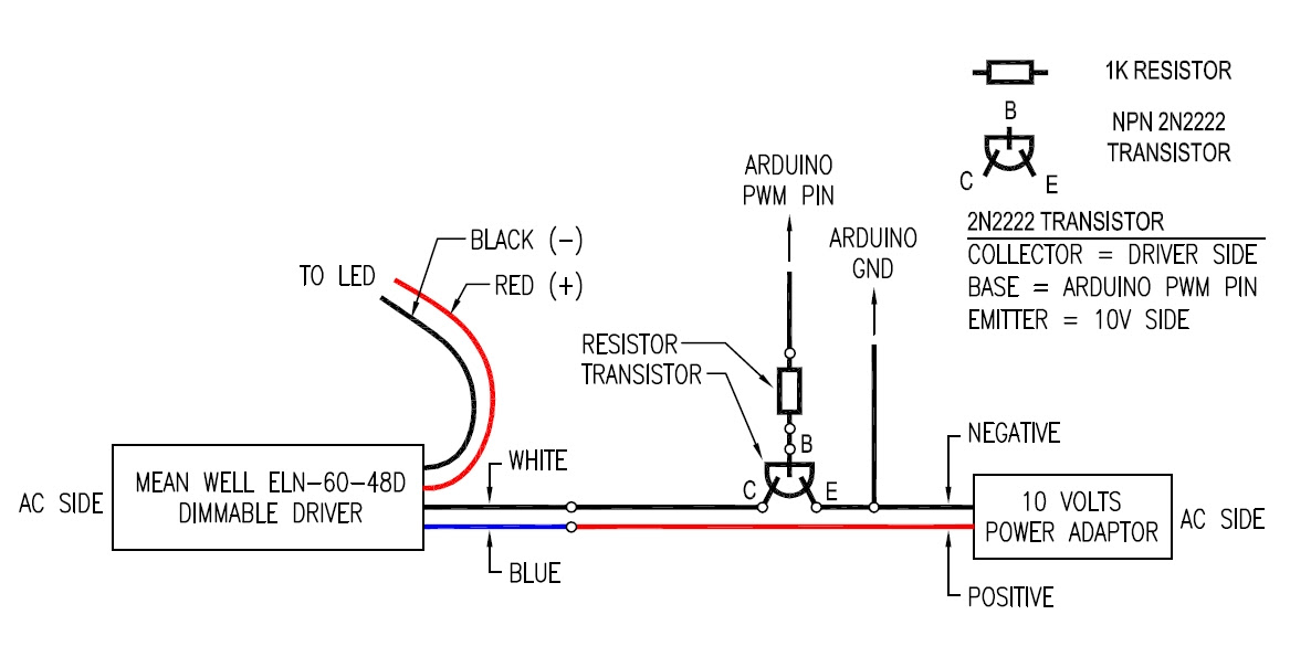 0 10v Dimming Wiring Diagram