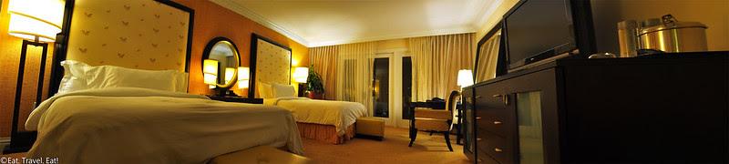 St Regis Monarch Beach- Dana Point, CA: Guest Room Panorama