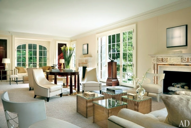 Examples of interior design - 20 modern design living room ...