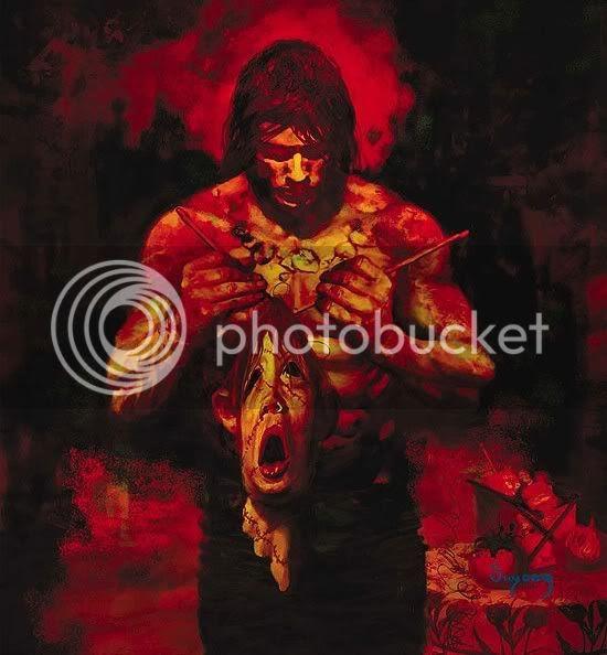 Hellstorm: Son of Satan #3