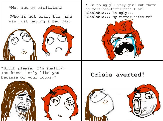How To Cheer Up A Girl Fffffffuuuuuuuuuuuu