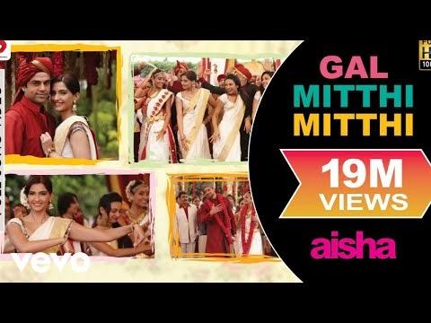 गल मिट्ठी मिट्ठी Gal Mitthi Mitthi Hindi Lyrics – Tochi Raina