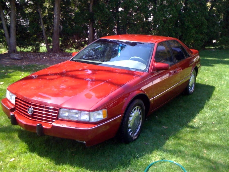 1Caddy93 1993 Cadillac STS Specs, Photos, Modification ...