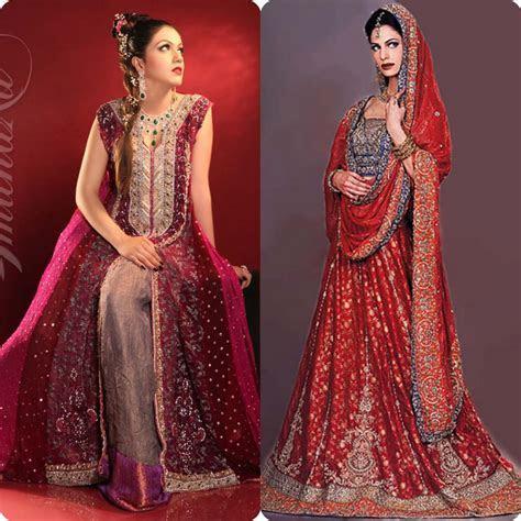 Bridal Sharara Dresses Design Collection 2016   Stylo Planet