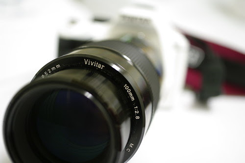 Hin's Photo Corner: Vivitar 100mm f/2 8 1:1 Macro Kiron and Pentax K-x