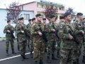 Paqeruajtesit e Policisë Ushtarake nisen në Afganistan