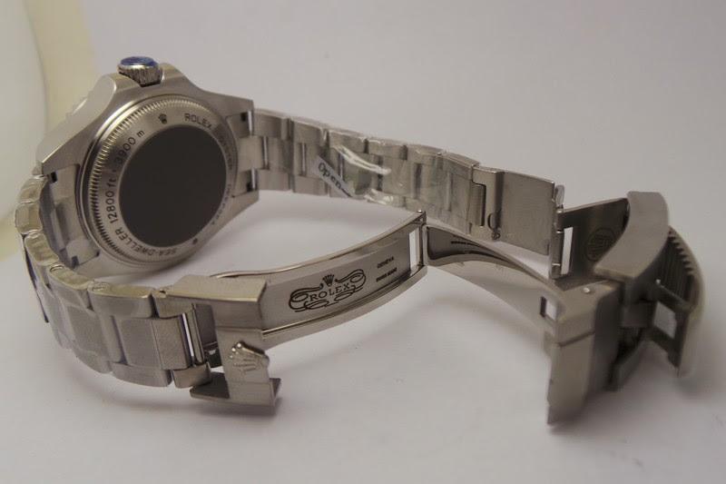 Rolex Sea-Dweller Deepsea D-Blue Bracelet