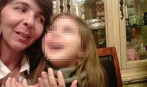 Karla Janine foi presa em 2014 após tentar fugir do então marido com a filha