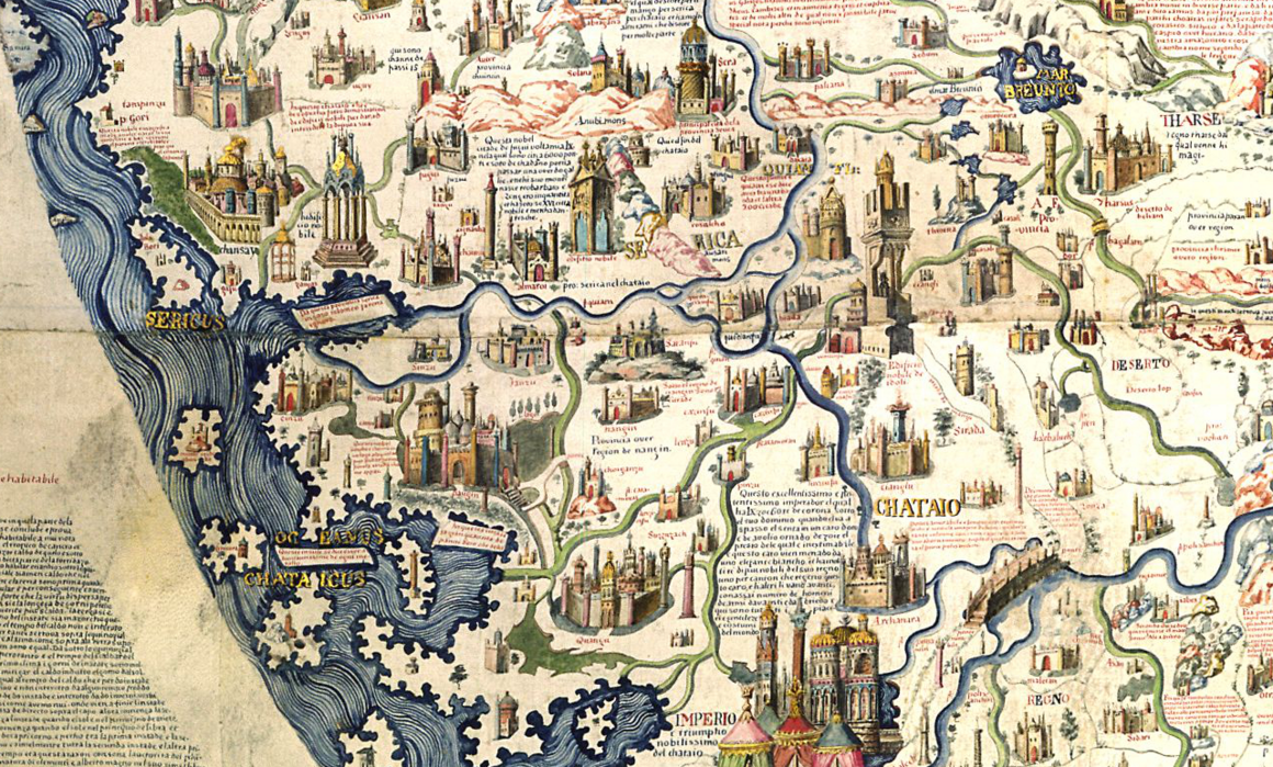 GeoGarage blog: The 15th-century monk who crowdsourced a map ... on 1600s map of world, abstract map of world, ireland map of world, 1990s map of world, germany map of world, 6th century map of world, modern map of world, england map of world, 15th century sailors, ancient map of world, 15th century artists, 1900s map of world, spain map of world, europe map of world, religion map of world, 15th century medieval england maps, roman map of world, 15th century school, 15th century foods, silver map of world,