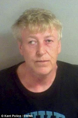 Kenneth Nightingale, 55, pictured, was sentenced to five years and eight months imprisonment