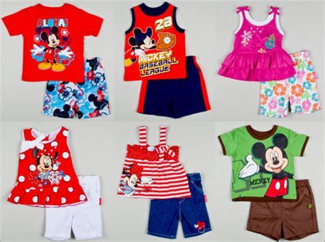 Disney Infant Clothes   Girl Gloss