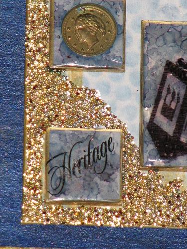 Hanukkah plaque 005