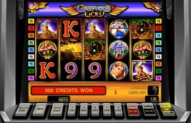 Игровой автомат gryphons gold standard дня лайф
