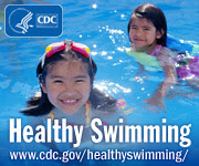 Healthy Swimming web button