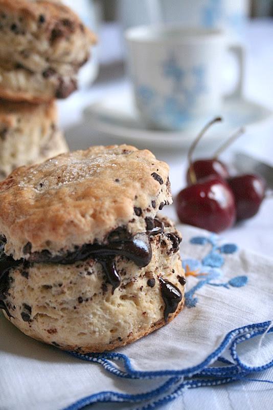 Chocolate & Shortcake