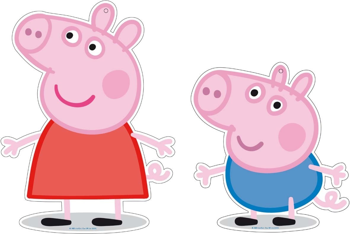 Imagenes De Peppa Pig Y Sus Amigos Imágenes En Taringa