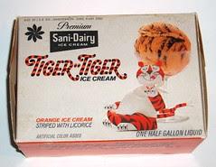 Tiger-Tiger Ice Cream