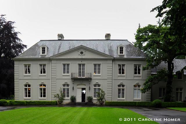 Main Residence/Visitor Center