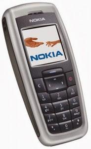 Nokia 2600 184x300 أكثر الهواتف مبيعا على مر التاريخ