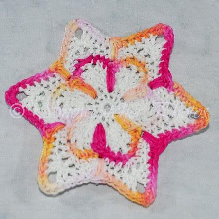 Hibiscus Snowflake