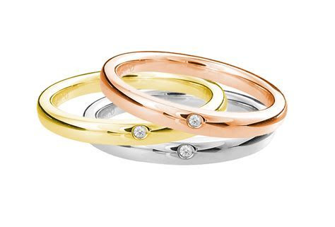 Custom Made Wedding Rings   Fit Your Style!
