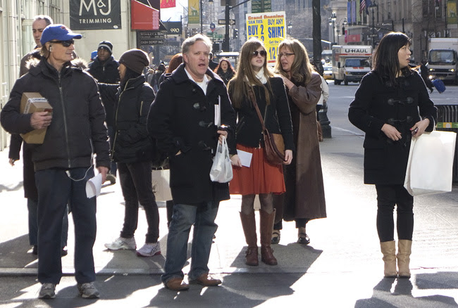 Sixth Avenue, NYC