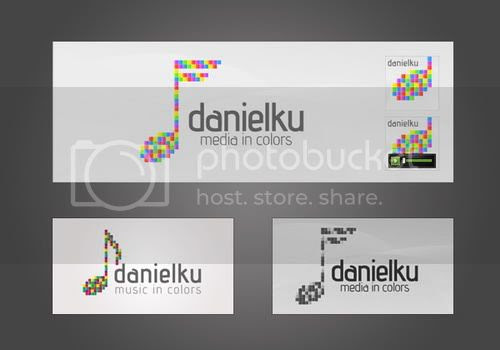 Danielku Logo Design Final Version