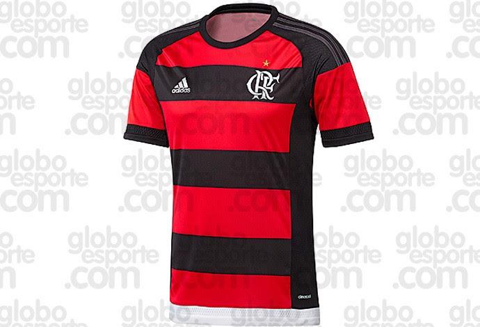 Nova camisa Flamengo