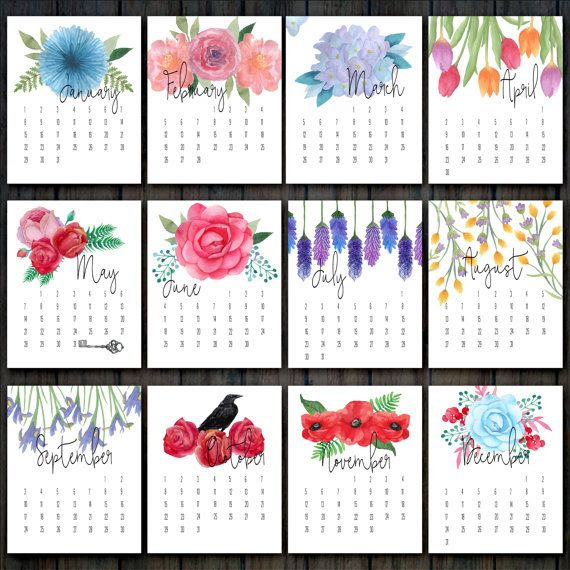 1000+ ideas about Calendar 2017 on Pinterest   Calendars 2016 ...