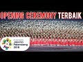 Pembukaan Asian Games Indonesia Di Mata Dunia