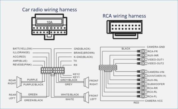 35 Pioneer Avh X1600dvd Wiring Diagram