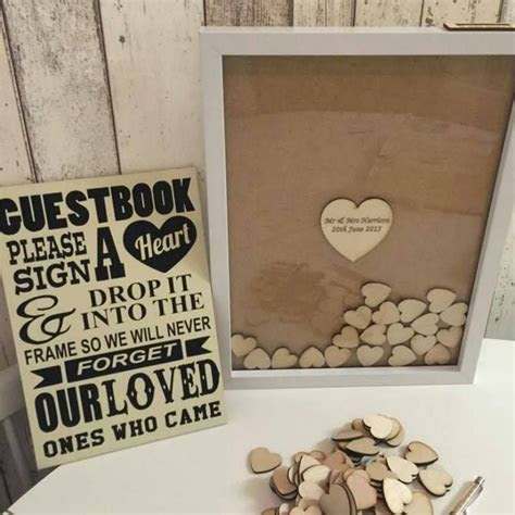 Such a cute idea for a guestbook . I think I will save