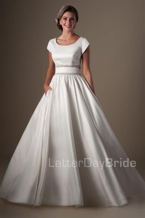 Imogen. Latter Day Bride, Gateway Bridal & Prom   Modest