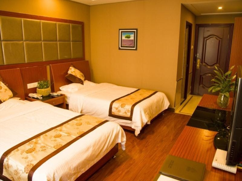GreenTree Alliance Huangshan Gengcheng Town Huangshan Scenic Spot North Gate Hotel Reviews