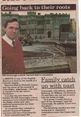 Harrock Hall - 7th July 1991