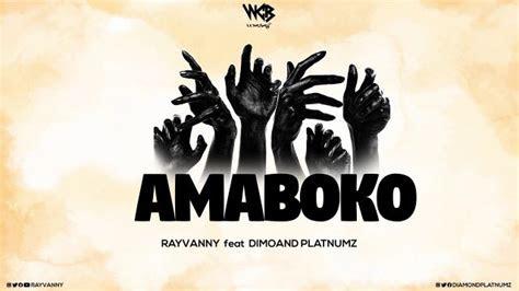 audio rayvanny ft diamond platnumz amaboko