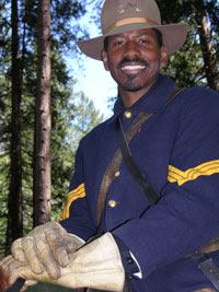 English: A photograph of Yosemite National Par...