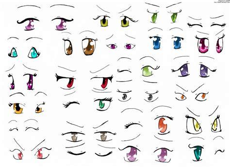 basic manga drawing  anime eyes feltmagnet