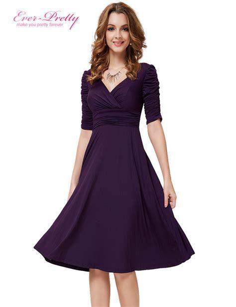 Casual Dresses Ever Pretty HE03632 Short Dresses Women 3 4