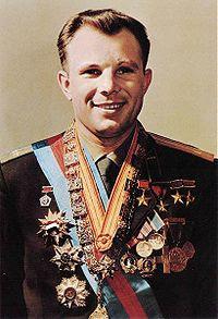 Iuri Gagarin, primul om care a ajuns in spatiu