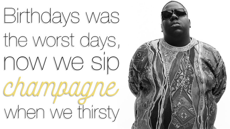 Hip Hop Quotes For When Youre Feeling Like A Boss Notorious